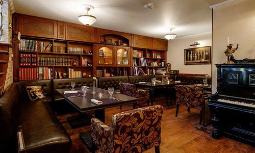 Ресторан В темноте?! - фотография 10