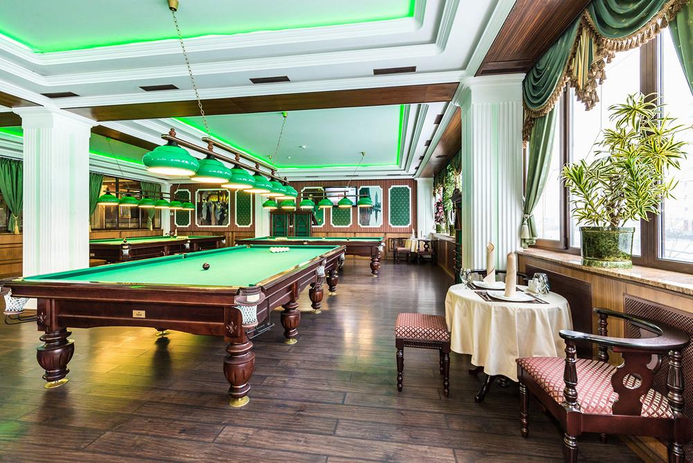 Ресторан Грин-палас - фотография 11