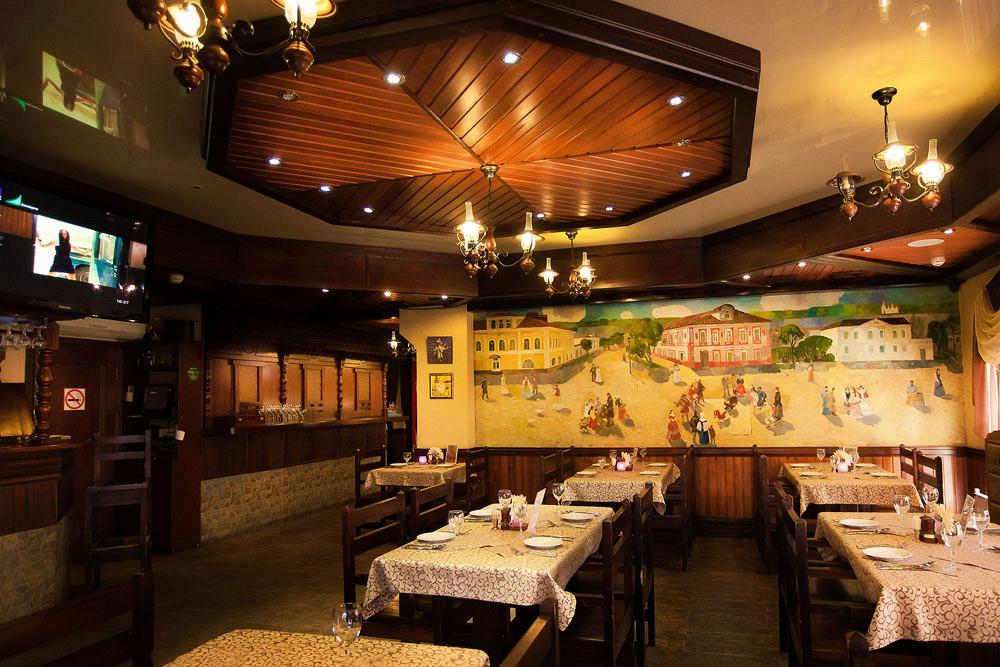 Ресторан Купеческий клуб - фотография 7