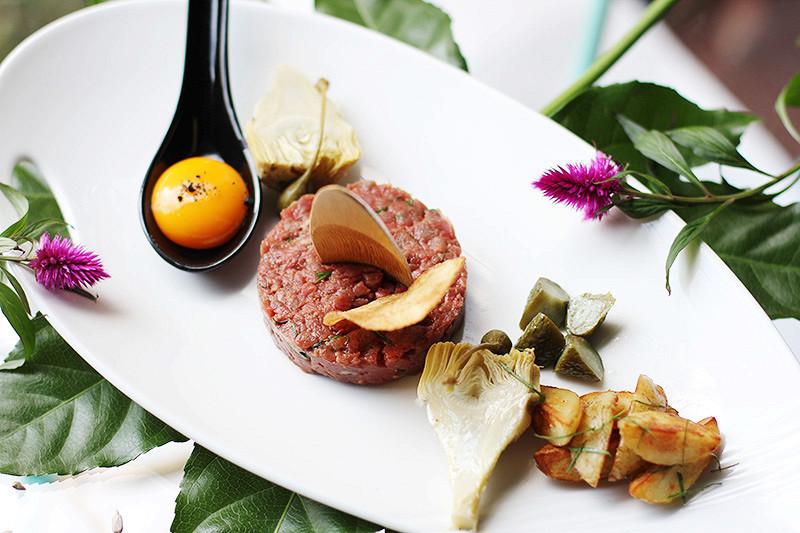 Ресторан Château de fleurs - фотография 25