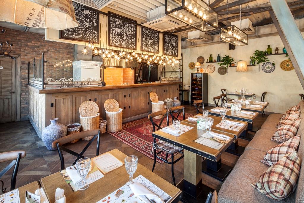Ресторан Джонджоли - фотография 6