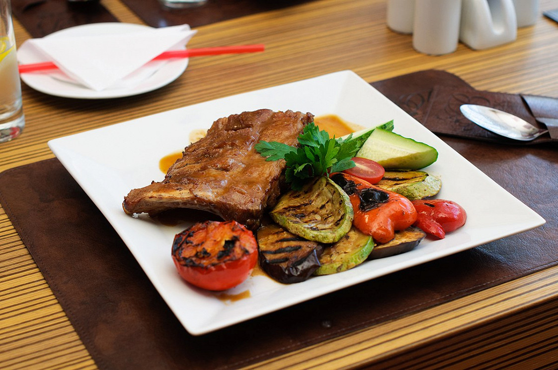 Ресторан Вереск - фотография 13