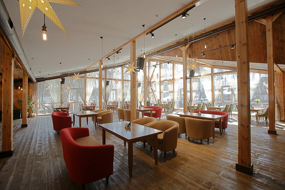 Ресторан Тайга - фотография 4