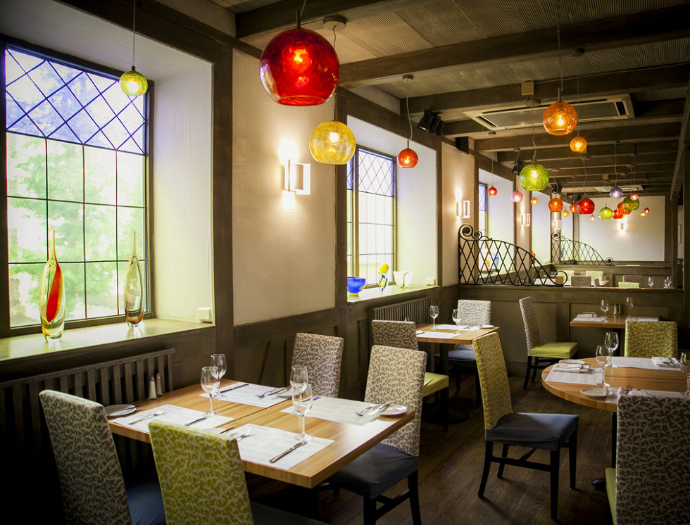 Ресторан Scandinavia - фотография 1