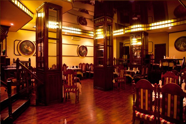 Ресторан Ребрышковая - фотография 2