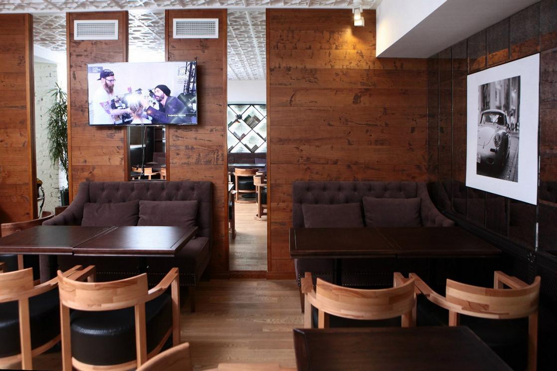 Ресторан Конфитюр - фотография 3