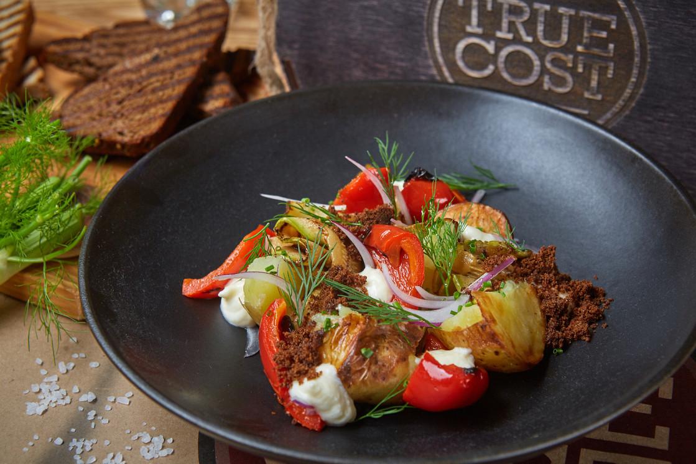Ресторан True Cost Bar & Grill - фотография 6