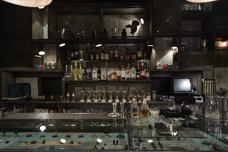 Ресторан Кот Шредингера - фотография 11