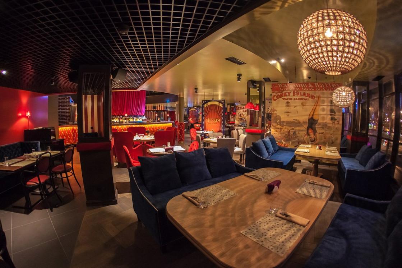 Ресторан Circus - фотография 1