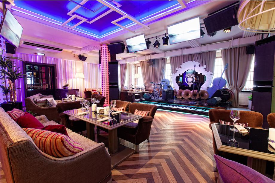 Ресторан Кадриль - фотография 20