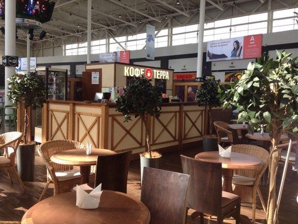Ресторан Кофе-терра - фотография 3