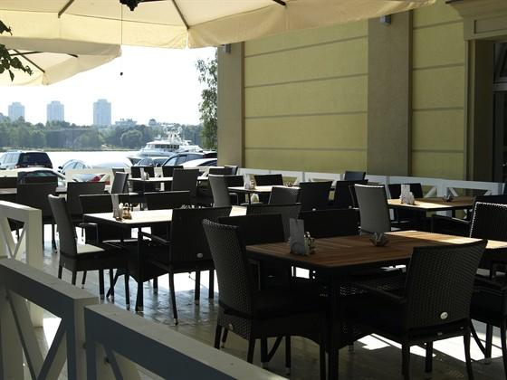 Ресторан Riviera - фотография 3