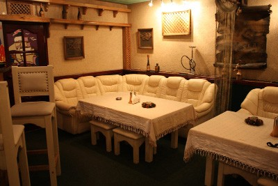 Ресторан Адмирал Нельсон - фотография 12 - Белый зал