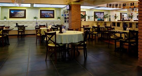 Ресторан Da Pino - фотография 8 - Основной зал.