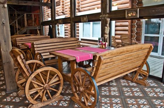 Ресторан Гедимино дварас - фотография 13
