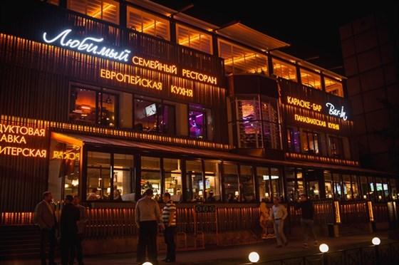 Ресторан Крыша - фотография 12