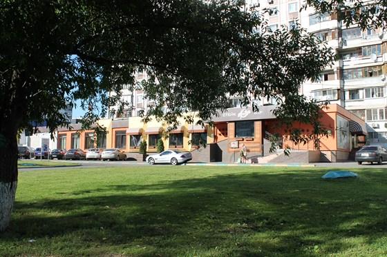 Ресторан Биффиш - фотография 1 - Вид с улицы