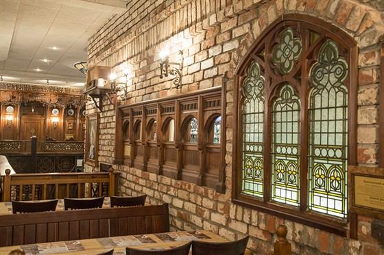 Ресторан Максимилианс - фотография 39
