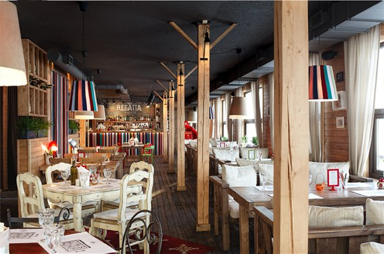 Ресторан Regatta - фотография 4