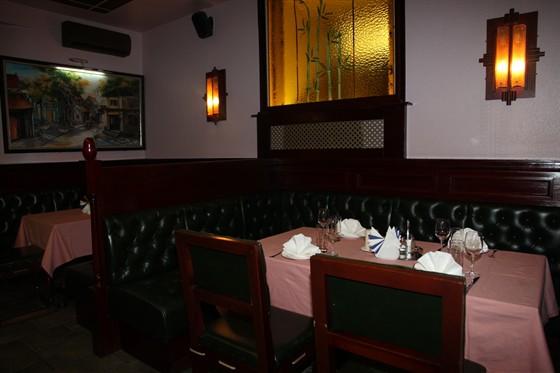 Ресторан Синяя река - фотография 14 - Первый зал