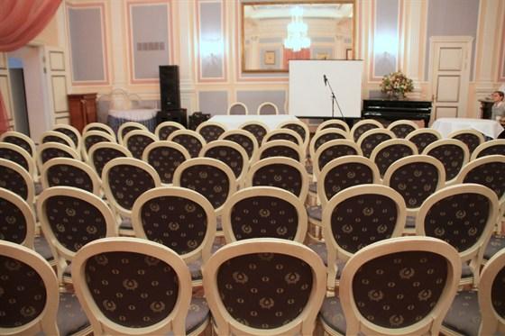 Ресторан Центральный - фотография 7 - или результативную конференцию!