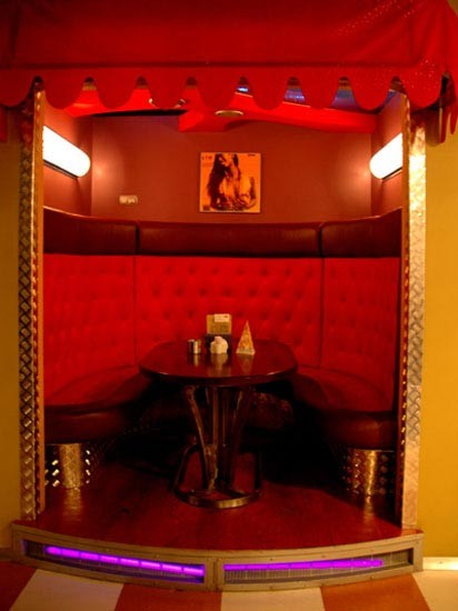 Ресторан 1000 миль - фотография 9 - VIP
