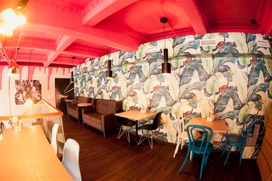 Ресторан Geometria Café - фотография 3