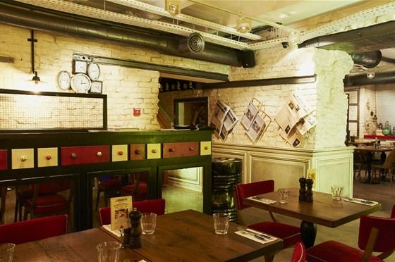 Ресторан Fornetto Bar & Pizza - фотография 16
