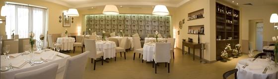 Ресторан La terrazza - фотография 9 - Банкетный зал .