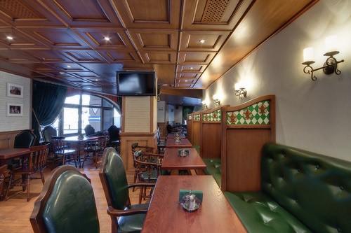 Ресторан Greenwich - фотография 7
