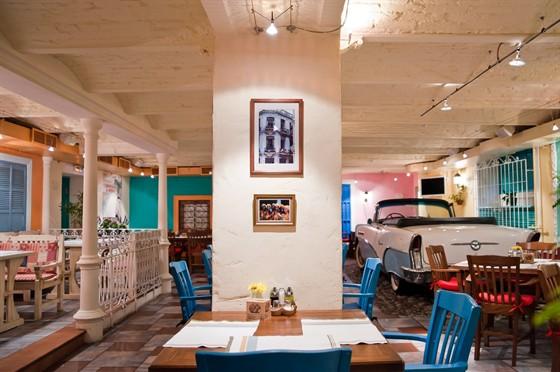 Ресторан O! Cuba - фотография 2