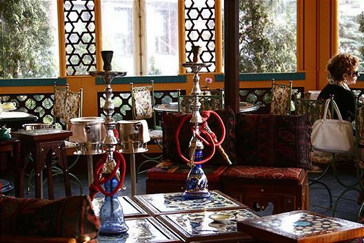 Ресторан Alhambra - фотография 1