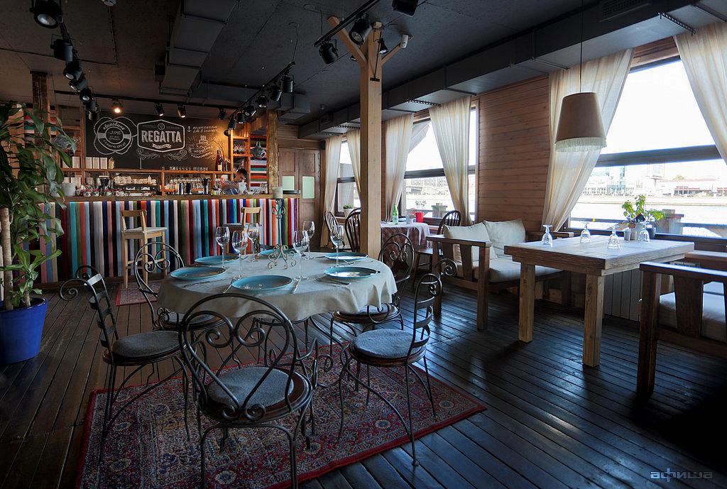 Ресторан Regatta - фотография 14