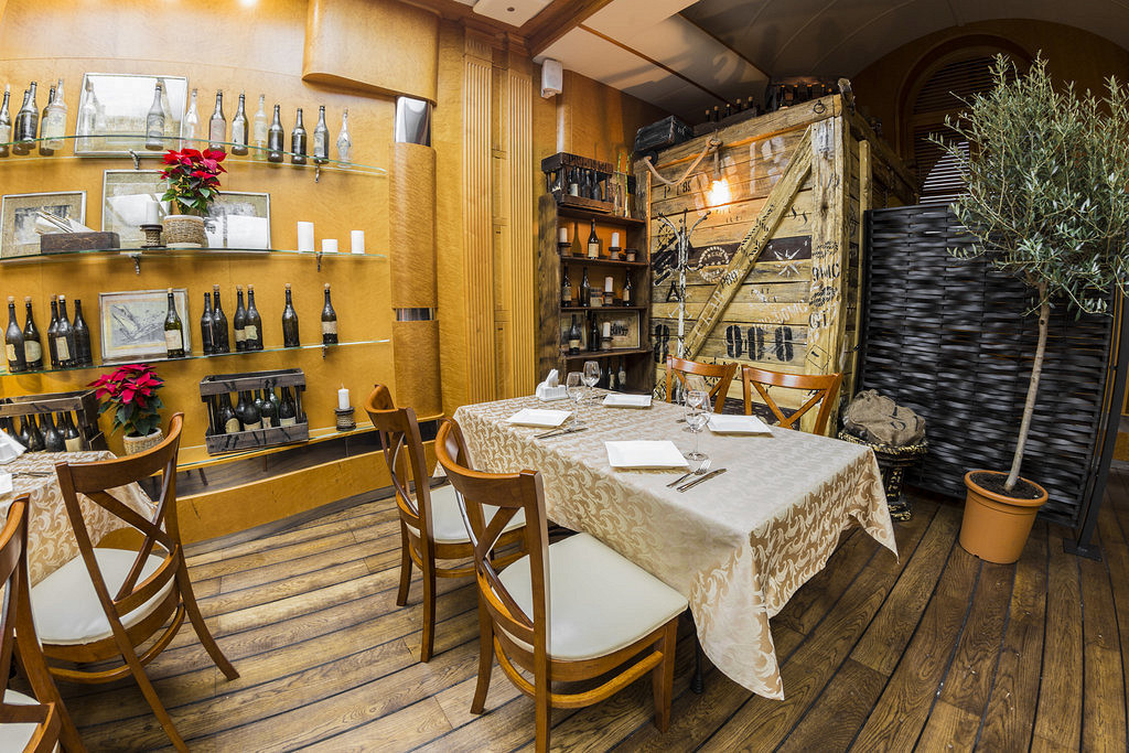 Ресторан River Club - фотография 6