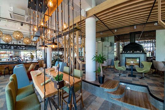 Ресторан Noisy Bar & Kitchen - фотография 4