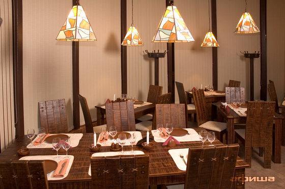 Ресторан Две хижины - фотография 1