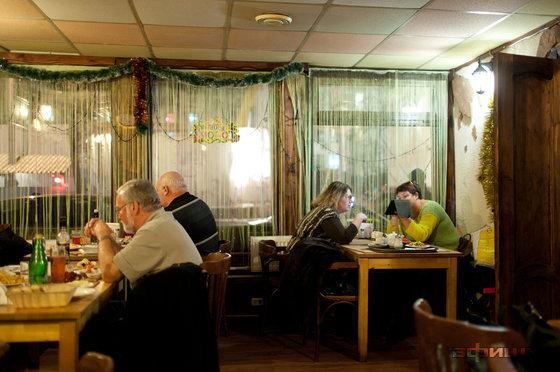 Ресторан Чебуречная - фотография 8