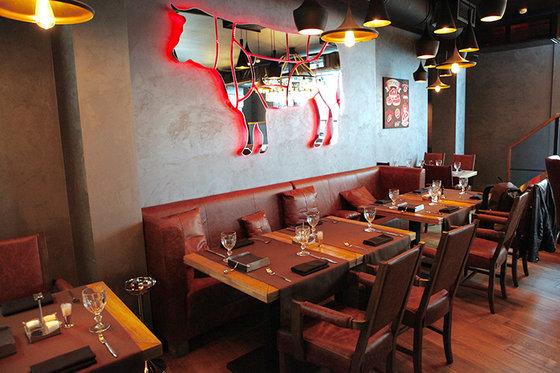 Ресторан Мясо & Рыба - фотография 9