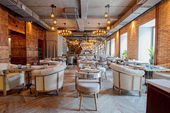 Ресторан Медь - фотография 9