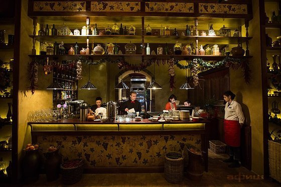 Ресторан Бакладжан - фотография 21