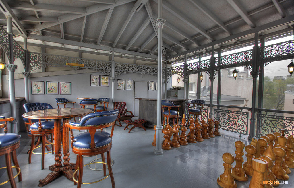Ресторан Панорамика - фотография 3