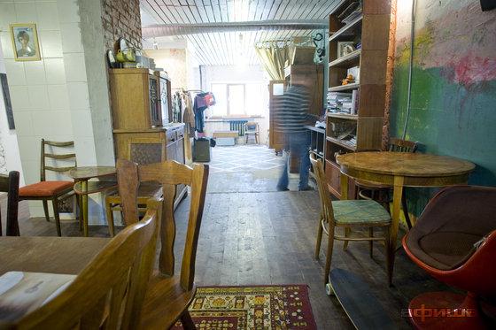 Ресторан Место - фотография 14