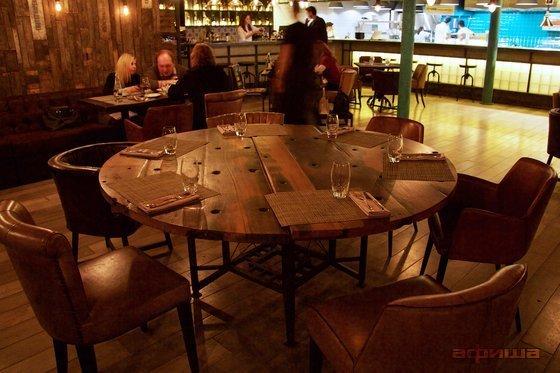 Ресторан Фаренгейт - фотография 3