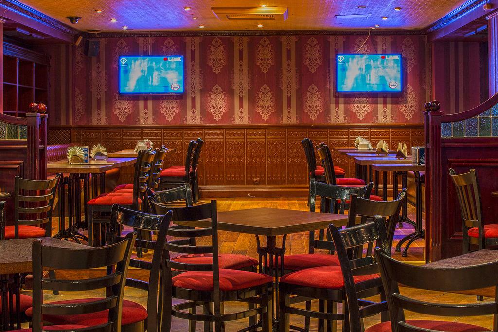 Ресторан Честерфилд - фотография 14