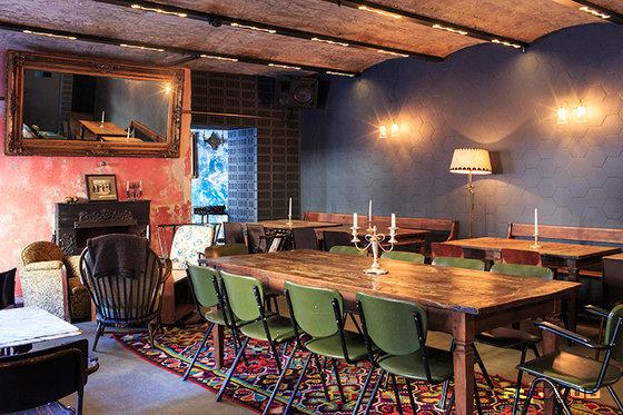 Ресторан Blum Café - фотография 15