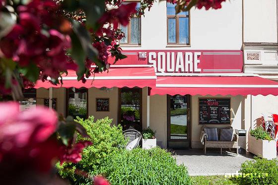 Ресторан The Square - фотография 25