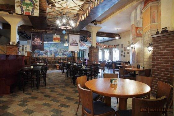 Ресторан Pan Smetan - фотография 3