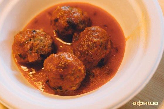 Ресторан Meatball Box - фотография 9