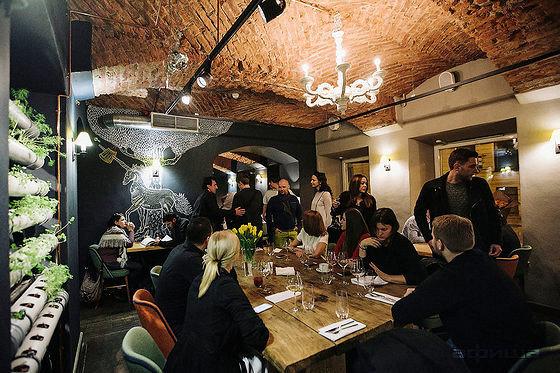Ресторан Jérôme - фотография 34