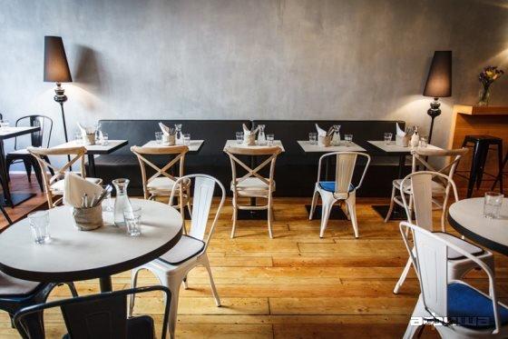 Ресторан Общество чистых тарелок - фотография 12
